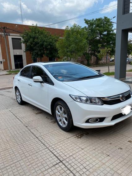 Honda Civic 1.8 Exs At 140cv 2014