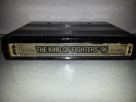 The King Of Fighters 96-cartucho Neogeo Mvs