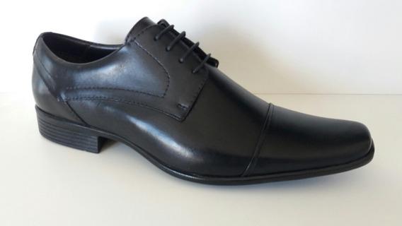 Sapato Social Masculino Em Couro Legítimo Frete Grátis