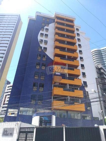 Torre - Apartamento 3 Quartos Mais Dce- Lazer Completo - Ap1284