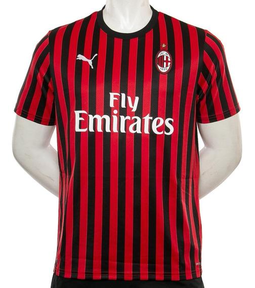 Camiseta Ac Milan 1899 Puma Sport 78 Tienda Oficial