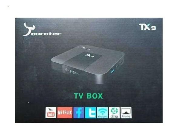 Kit 6 Aparelho Smart Tv Tx9 2gb 16gb Android 7.1 Oferta