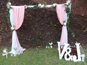 Ambientación De Eventos - Decoración - Casamientos Y Fiestas