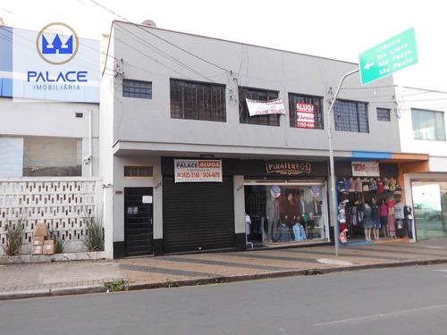 Sobrado À Venda, 400 M² Por R$ 950.000,00 - Centro - Piracicaba/sp - So0021