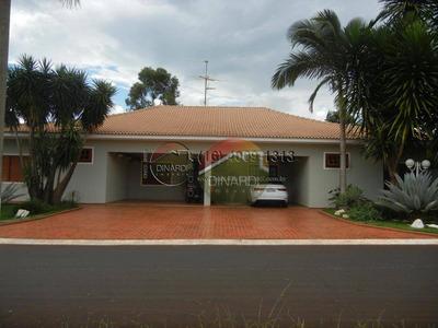 Casa Residencial À Venda, Centro, Jardinópolis - Ca5395. - Ca5395