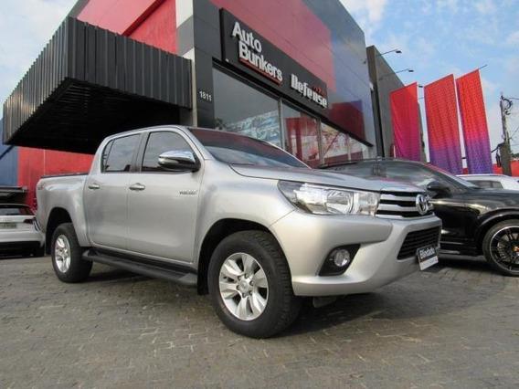 Toyota Hilux Cabine Dupla Srv 4x4 Aut. Diesel