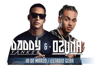 Daddy Yankee Y Ozuna Campo Vip
