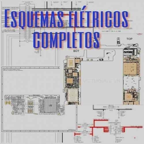 12 Gigas De Esquemas Elétricos Mais De 500 Modelos