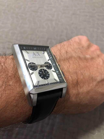 Relógio Armani Exchange, Original, Unisex, Usado