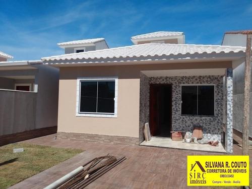 Itaipuaçu-casa 2 Qts- 300 M² Terreno- R$ 390 Mil - 419