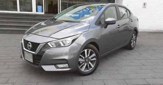 Nissan Versa 2020 4p Advance