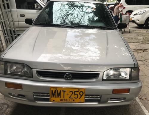 Mazda 323 Hbi 1300 Full Inyeccion Mod 2002 Gris Exc Estado