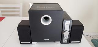 Parlantes Pc Edifier X3 Multimedia Speaker Impecable