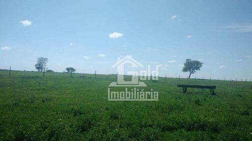 Imagem 1 de 5 de Fazenda À Venda, 338 Hectares Por R$ 18.000.000 - Zona Rural - Prata/mg - Fa0208