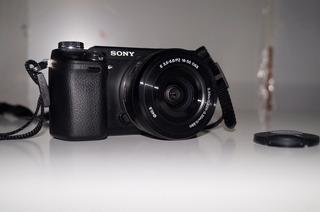 Camara Sony Alpha Nex -6 Envio Gratis