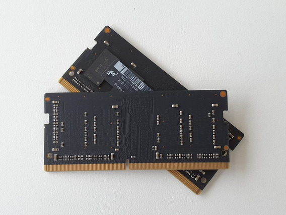 Memória Ddr4 8gb (2 Pentes 4gb) 2400 Mhz
