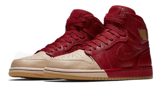 Nike Air Jordan 1 Retro High Premium Mujer Mayma Sneakers