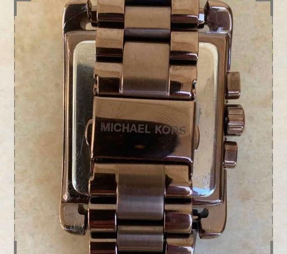 Relógio Michael Kors Chocolate. Original.