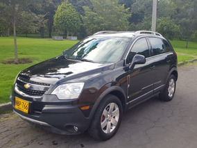 Chevrolet Captiva 2012 Tc Ct 2400 Cc