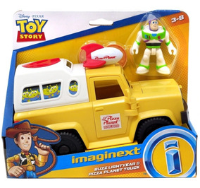 Disney Pixar Toy Story 4 Imaginext Caminhão Pizza Planet