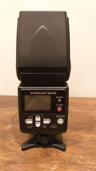 Flash, Nikon Speedlight Sb-600