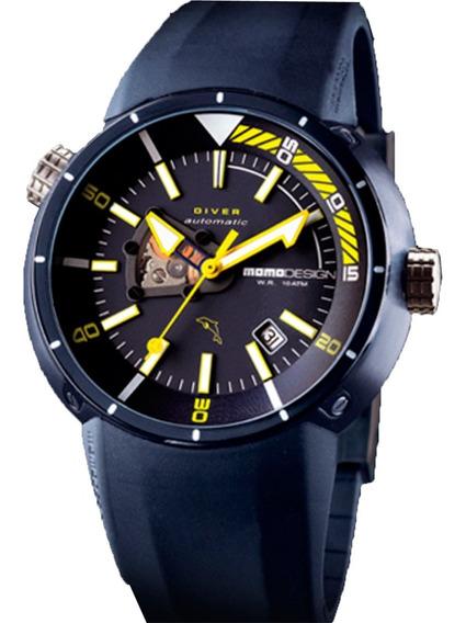 Relógio Momo Design - Md1007bl-11