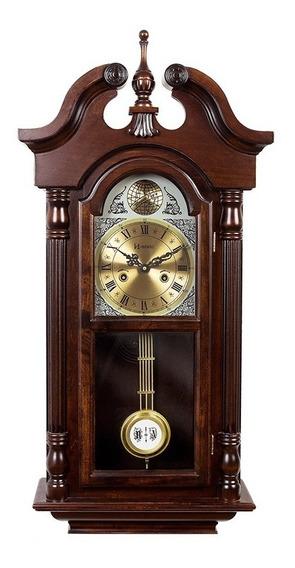 Frete Grátis Relógio Parede Carrilhão Pendulo Cordas 5355