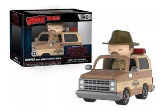 Dorbz Ridez 40 Hopper/sheriff Deputy Truck Stranger Things