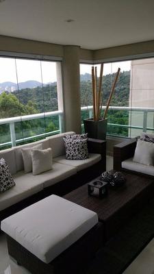 Apartamento Eredita Em Tamboré/alphavile 4 Dorm. 3 Suites
