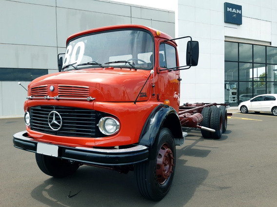 Mercedes-benz Mb 1513 Marka Veículos Ltda.