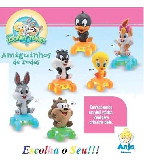 Brinquedo Amiguinhos Sobre Rodas - Baby Looney Tunes