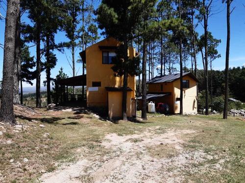 Imagen 1 de 14 de El Pinar De Yacanto (alquiler Cabañas De Montaña)