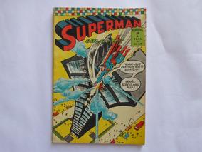 Superman Especial Em Cores N° 29 Editora Ebal 1973