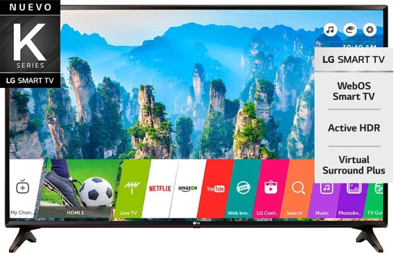 Smart Tv Led 49 Full Hd 49lk5700 Lg