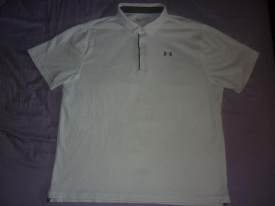 E Chomba Golf Under Armour Talle Xxl Blanca Lisa Art 98281