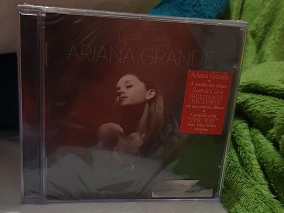 Cd Ariana Grande Yours Truly Raro