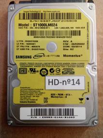 Hd 1tb Samsung Seagate-sata-5400rpm-st1000lm024