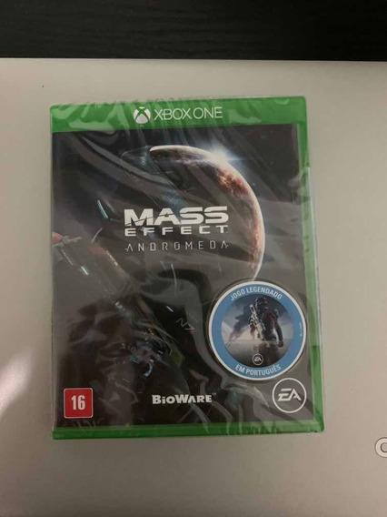 Mass Effect Andrômeda Xbox One Original