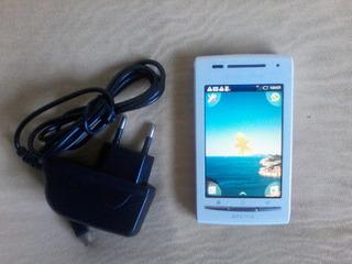 Celular Sony E15a Perfeito Da Vivo Em Otimo Estado