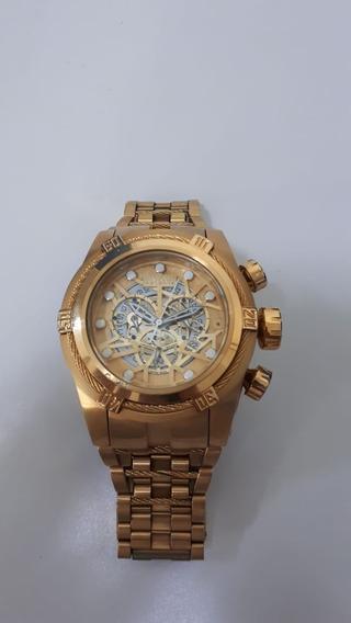 Relógio Invicta Zeus Bolt Original Automatico