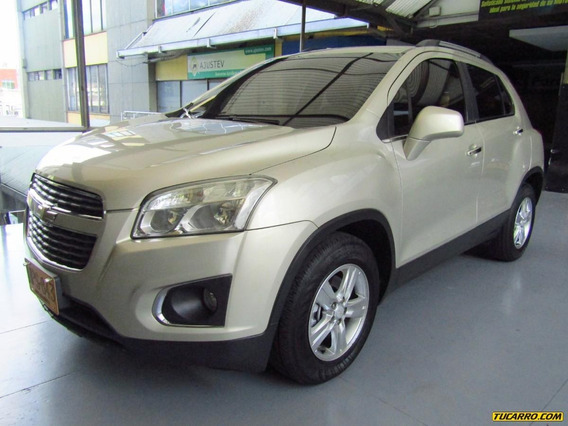 Chevrolet Tracker Lt 1800cc At 2arb