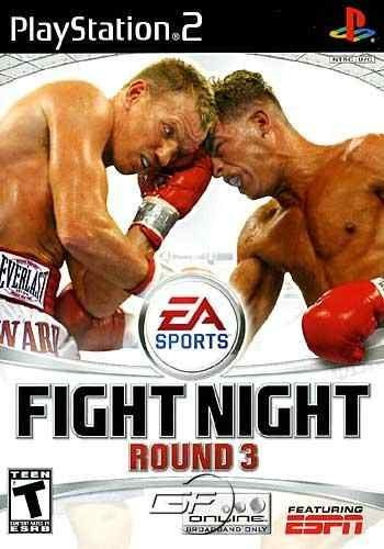 Fight Night: Round 3 - Ps2 Patch + Encarte