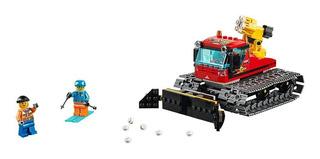 Juguete Bloques Lego City Maquina Pisa Nieves 60222 Cuotas