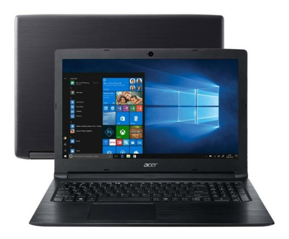 Notebook Acer Aspire 3 4gb Ram 500gb Hd
