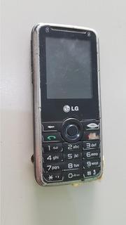 Celular Lg Gx 200 Placa Não Liga Os 14703