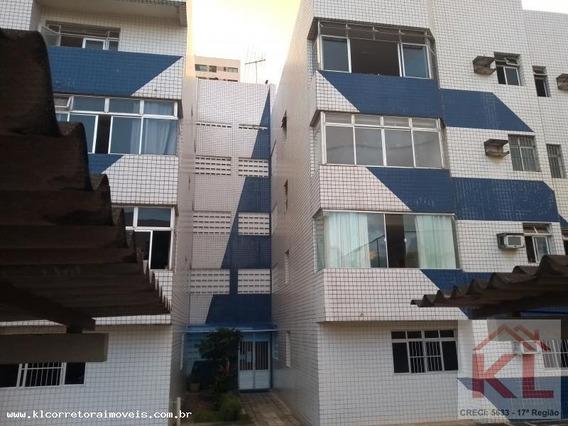 Apartamento Para Venda Em Natal, Capim Macio, 3 Dormitórios, 1 Suíte, 2 Banheiros, 1 Vaga - Ka 0786_2-785295