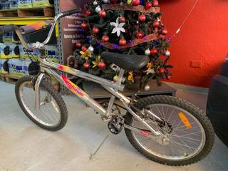 Bicicleta Robinson Bmx Rodado 20 Usada