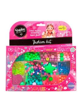Sophie Fashion Kit Bijou Para Armar 450 Piezas 6200 E.full