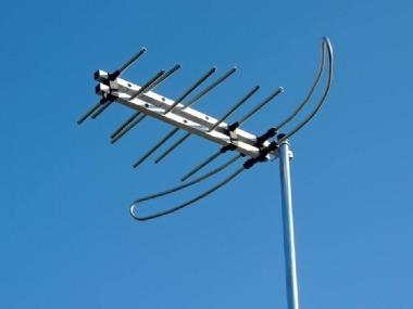 Antena Sg21 Hdtv 4em1 Digital E Analógico