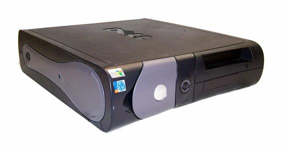 Cpu Dell Optiplex Gx 280 Pentium 4 2.8ghz 512mb Ram 80gb Hd